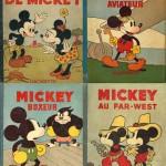 albums Mickey Hachette