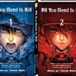 L'adaptation en manga en seulement deux volumes.