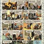 « Bobby et Nanette »(« Rusty Riley ») créé par Frank Godwin en 1948.