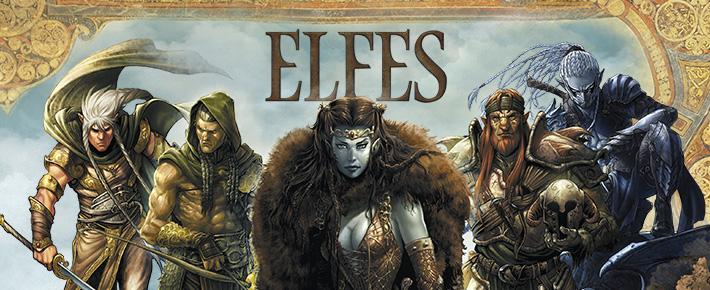 bande dessinee elfes