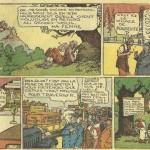 « Si Rip le dormeur revenait » (« Fablettes », créé vers 1933) est publié dans les premiers n° du Journal de Mickey.