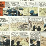 « Bernard Tempête » (« Don Winslow of the Navy », créé le 5 mars 1934) est publié dans la première série du Journal de Mickey du n° 171 du 23 janvier 1938 au n° 257 du 17 septembre 1939.