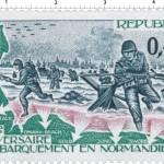 Timbre postal commémoratif en 1974