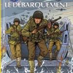 Couverture pour Le Débarquement (Casterman, 2014)