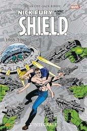 Fury SHIELD 65-67 cover