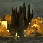 L'Ile des morts (4ème version, 1884) par A. Böcklin.