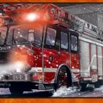 camion histoires de pompiers