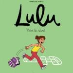 couverture Lulu T1 Vive la récré !