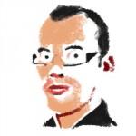 Autoportrait de Laurent Lefeuvre.