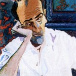 Autoportrait de Jean Trubert.