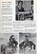 Article sur Bob Leguay dans le trimestriel Le Soleil daté du nouvel an 1969.