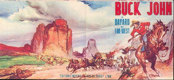 Buck Johncouv