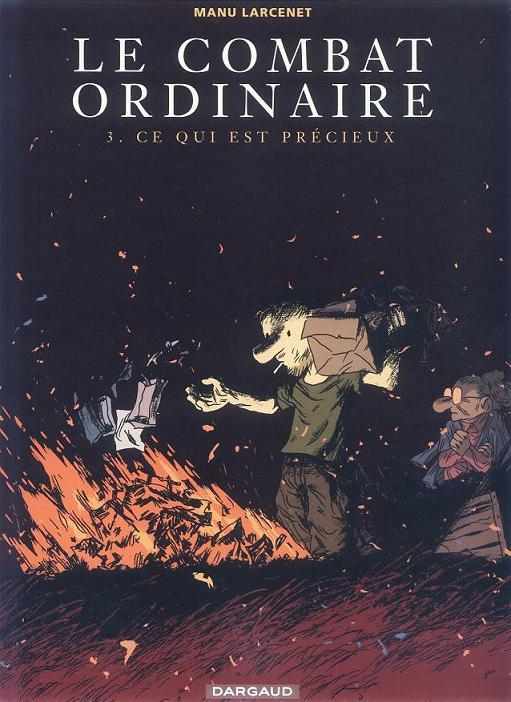 Edition limitée du tome  3 avec une couverture différente et un DVD concernant la création de l'album