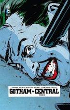 Gotham Central 2 cover