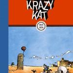 Quelques complices matous... : visuel du tome 1 de l'intégrale Krazy Kat (1925 - 1929) aux éditions Les Rêveurs (2012)