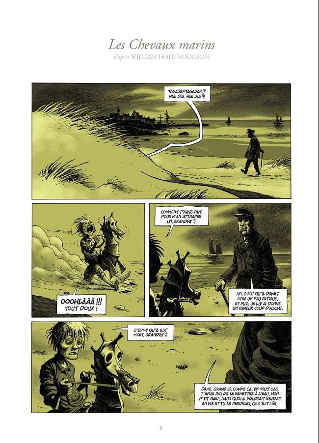 tortues de mer en bande dessinée