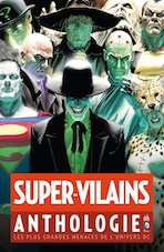 Super-Vilains Anthologie cover