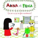 couv Anna et Froga T2