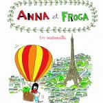 couv Anna et Froga T5