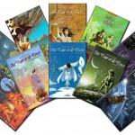 Les 10 tomes de la série