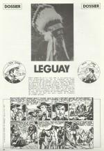 Première page du dossier Leguay dans Hop ! n° 50.
