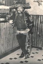 Bob Leguay en cow-boy.