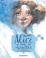 Alice aux pays des merveilles rue de sèvres couverture