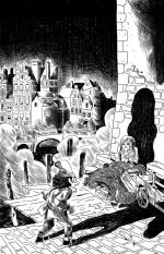 le pianiste, la sirène et le chevalier Cornette
