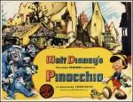 Affiche par les studios Disney (1940)