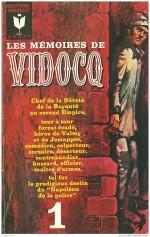 Les Mémoires de Vidocq T1, Marabout (1966)