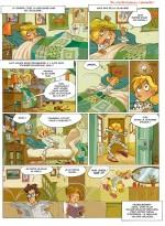 Camomille et les chevaux page 3