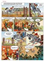 Camomille et les chevaux page 30