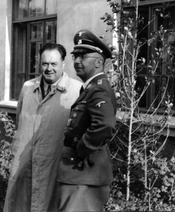 Kersten et Himmler