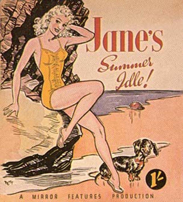 Janes Summer Idle