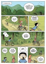 Léon l'extraterrestre page 11