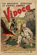 Les Aventures véridiques du policier bagnard Vidocq (dessin de R. Giffey, S.P.E. 1939)