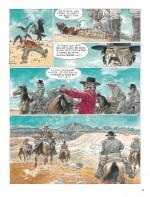 Des brutes et des truands : planche 31 (Le Lombard - 2015)