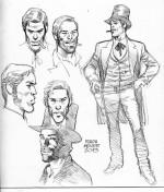 Recherche pour un personnage par R. Meyer