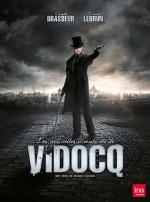 Les Nouvelles Aventures de Vidocq (ORTF 1971 - 1973) - Visuel pour le coffret DVD de l'éd. INA en 2013.