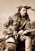 Buffalo Bill vers 1880