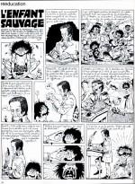 La parodie du film de Truffaut par Gotlib !