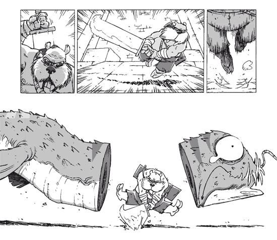« Appa » version manga.