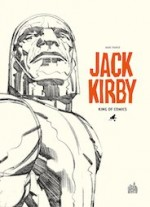 Jack Kirby King of Comics cover