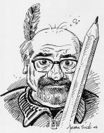 Autoportrait de Jean Solé.