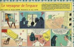 « Nic et Mino », autre série de Jean Ache écrite par Claude Dupré, dans Le Journal de Mickey.