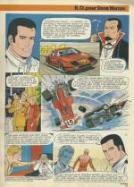 Page inédite en album : publiée dan,s le n° 1 de Super As, elle résumait les épisodes précédents pour les nouveaux lecteurs.