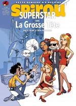 Couverture de Spirou n°3998 (26 novembre 2014)