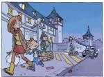 Le Bretzelburg, pays aliéné (Planche 41 case 3)
