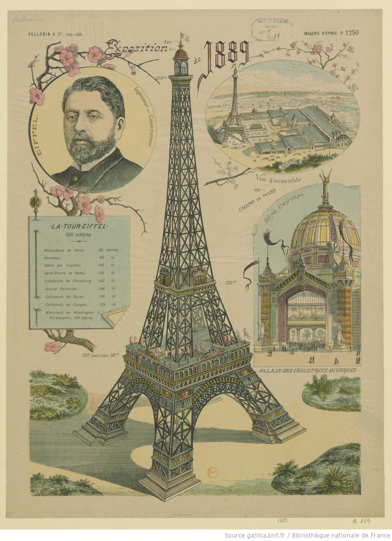 Affiche pour l'Exposition