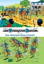 Les Tuniques bleues présentent T2, Les chevaux dans l'armée